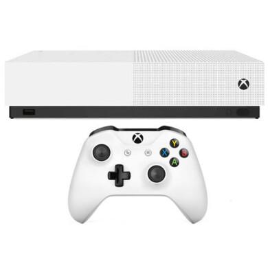 کنسول بازی مایکروسافت مدل Xbox One S ALL DIGITAL ظرفیت 1 ترابایت