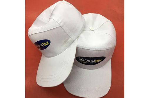 کلاه فلامنت نقاب دار 1 تبلیغاتی