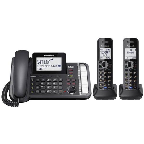 تلفن بیسیم پاناسونیک مدل KX-TG9582 کد کالا : ۵۰۶۷۸