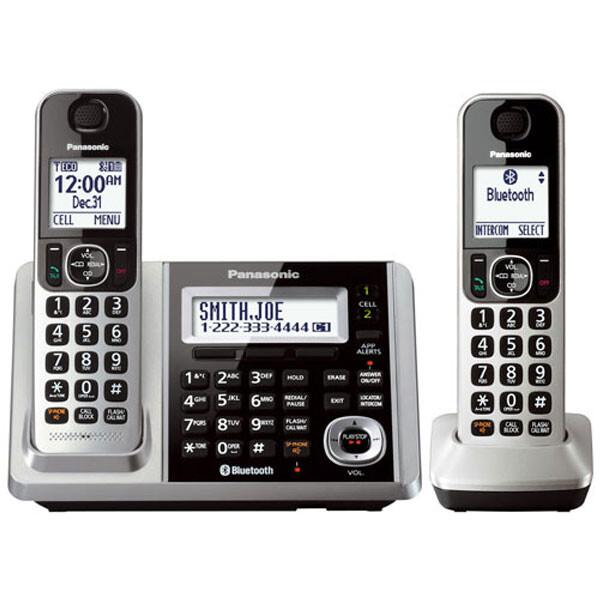 تلفن بیسیم پاناسونیک مدل KX-TGF372 کد کالا : ۵۰۶۸۴