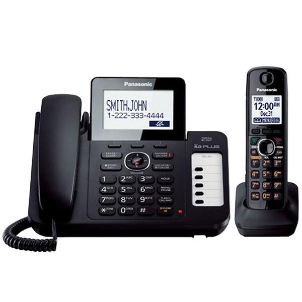 تلفن بی سیم پاناسونیک مدل KX-TG6671 کد کالا : ۵۰۶۹۳