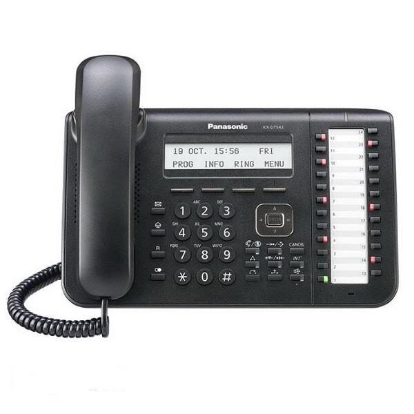 تلفن سانترال پاناسونیک مدل KX-DT543 کد کالا : ۵۰۶۹۵