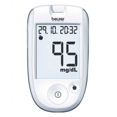 دستگاه تست قند خون بیورر مدل GL42