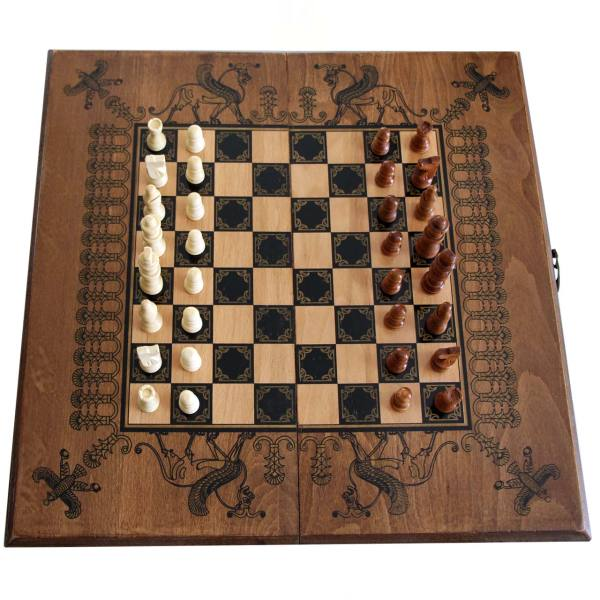صفحه شطرنج مدل هخامنشی Az06