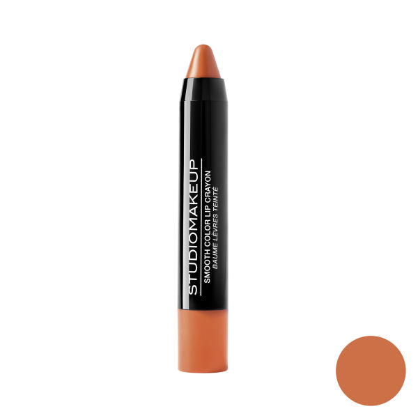 رژ لب مدادی استودیو میکاپ مدل Smooth Color شماره 04
