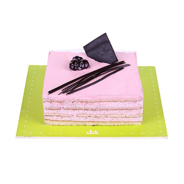 کیک اسکوار تمشک BB712