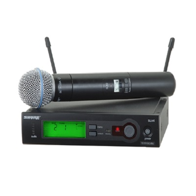 میکروفون بی سیم SHURE
